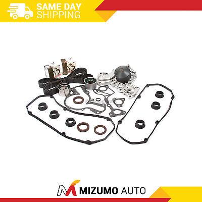 Head Gasket Set Timing Belt Kit Water Pump Fit 03-06 Mitsubishi Montero 6G75