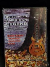 Hamer guitar dvd building an American Legend dvd