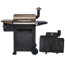 Z GRILLS Wood Pellet Grill BBQ Smoker Digital Control with Cover ZPG-L6002B