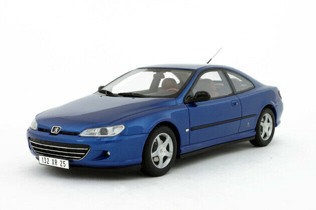Peugeot 406 coupe ph.2 (2003) 1 18 Scale OTTOMOBILE eight