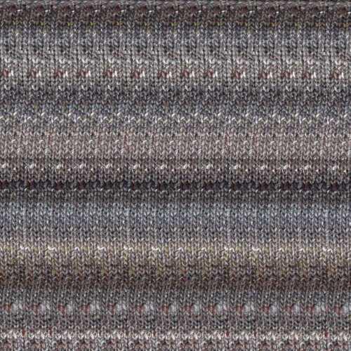NORO :Kiri #11: silk wool mohair tonal yarn Graywood