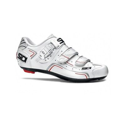 SIDI Kaos Air Road Cycling Shoes Bike Bicycle Shoes White//White Size 36-46 EUR