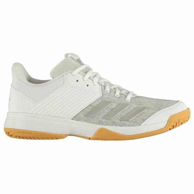 adidas Womens Ligra 6 Ladies Indoor Court Sports Shoes Trainers Sneakers