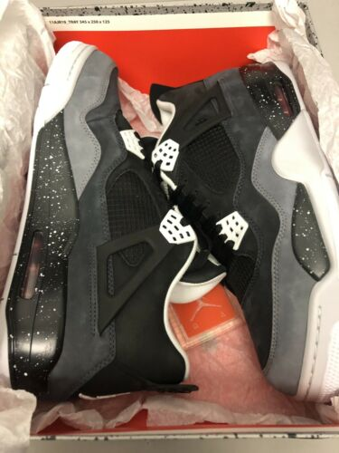 Ds Black o 2013 Nike Air Cool Fear Grey Jordan 4 Retro 12 Pack Tama fzqYPwZ