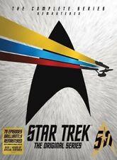 Star Trek: The Original Series: The Complete Series [New DVD] Boxed Set, Full