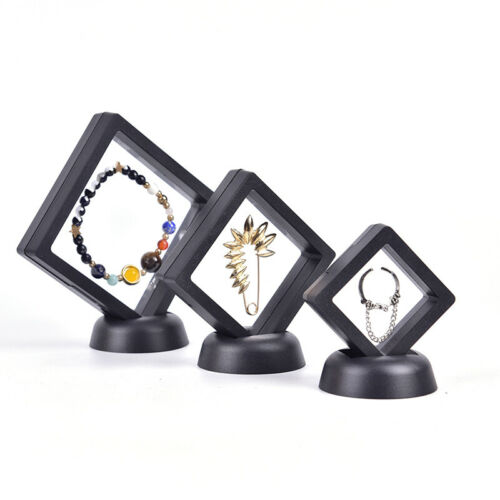 3D Floating Frame Shadow Box Picture Frame Jewelry Display Protection Show CWP4