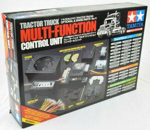 Tamiya Remorque Tracteur Multi-usage Module De Commande 56511
