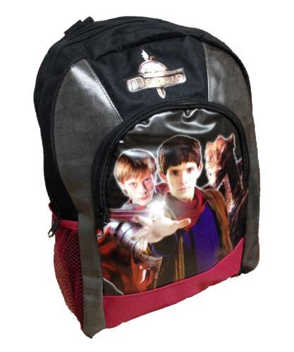 Official Merchandise The Adventures of Merlin Backpack Rucksack School Bag