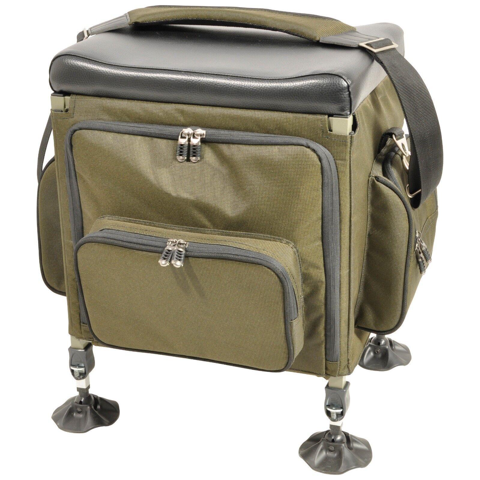 Caja de asiento de lujo Cochepa Pro también 2 cajas Lok Sin Cochego