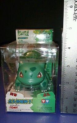 Japan Figure Pokemon electronic Bulbasaur fast shipping anime /& manga