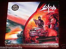 Sodom: Agent Orange 2 CD Set 2010 Bonus Tracks SPV Steamhammer Digipak NEW