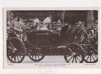 Royal Progress Through London 1911 Vintage RP Postcard 835a