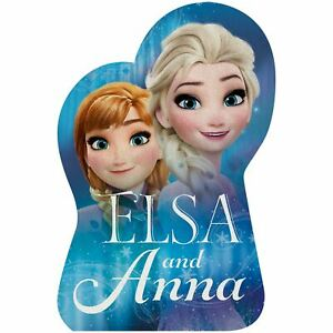 Officiel-disney-frozen-Serviette-en-Forme-de-Plage-Piscine-Enfants-Filles