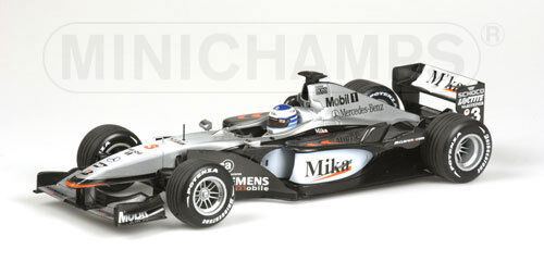 McLaren Mercedes MP4/15 M.Hakkinen 2000 530001801 530001801 530001801 1/18 Minichamps 2bc7e0