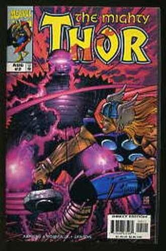 THE MIGHTY THOR #2 NEAR MINT 1998 MARVEL COMICS
