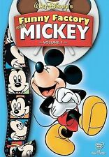 Walt Disneys Funny Factory with Mickey (DVD, 2006)