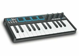 Alesis V Mini Portable 25 Key USB Midi Controller Keyboard With Xpand 2  Software