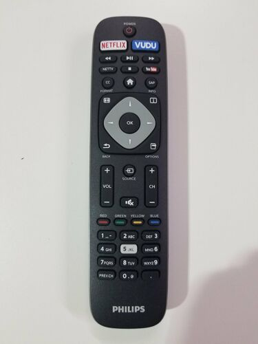 PHILIPS RC19335004 QUADRASURF TV Remote Control W//BATTERIES 20PS40S 20PT633R