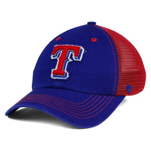 best website 25ce6 541db Image is loading Texas-Rangers-MLB-039-47-Brand-Taylor-Closer-