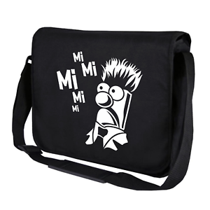 MiMiMi-Mi-Mi-Mi-Mr-Beaker-Satire-Parodie-Sprueche-Fun-Umhaengetasche-Messenger-Bag