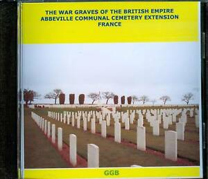 WAR-GRAVES-OF-ABBEVILLE-COMMUNAL-EXTENSION-CD-ROM