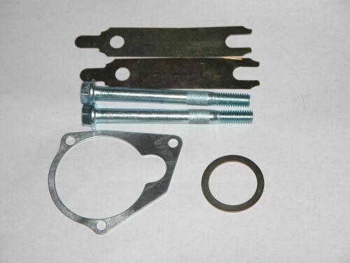 Chevrolet Mini Starter Bolt /& Shim kit with correct knurled bolts