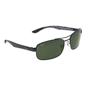 ddcb595b09 Ray Ban RB8316 Black Sunglasses for sale online