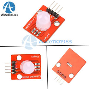 Details about 2PCS 10MM RGB LED Module Light Emitting Diode for Arduino  STM32 5V M92