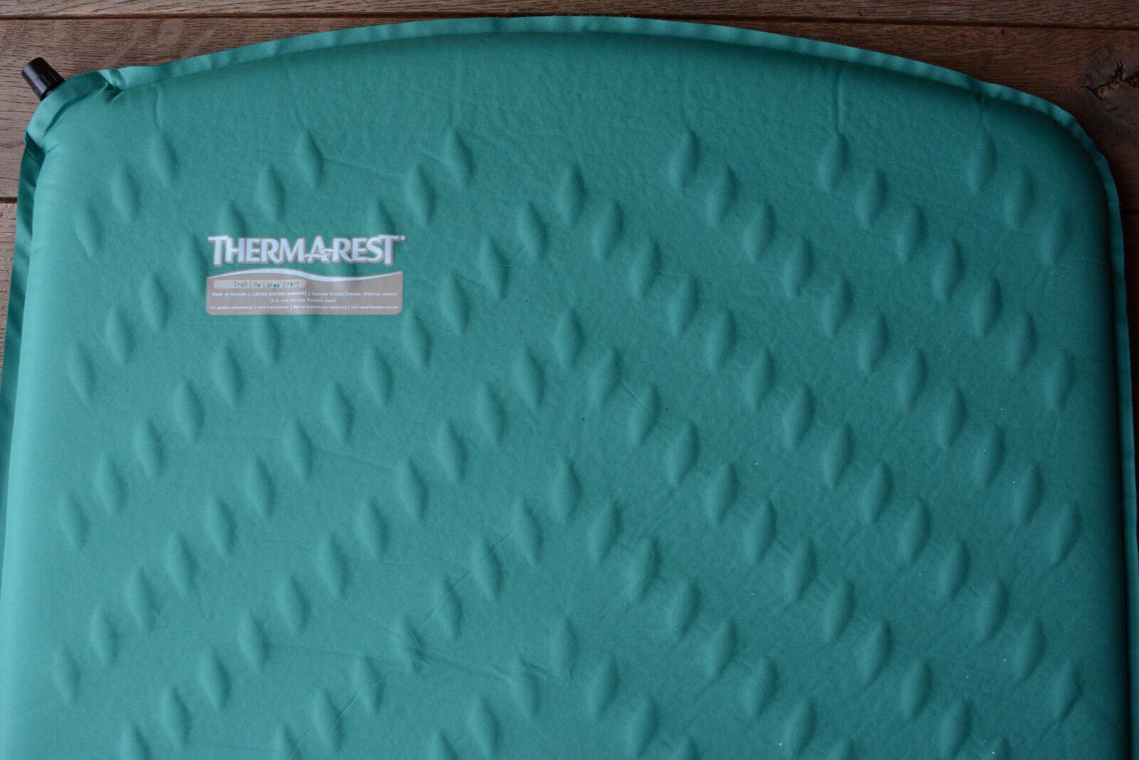 Therm-a-Rest Trail Lite Large Isomatte NEU 196 x 63 x 3 8 cm Matte Thermarest