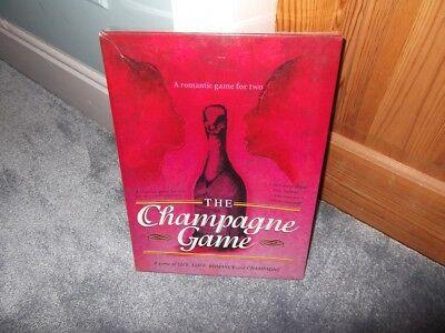 1-the Champagne Gioco, Gioco Di Un Romantico Per Due 18+ Nuovo E Sigillato Affare 99p Start-mostra Il Titolo Originale