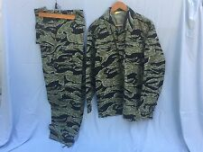 VIETNAM WAR TADPOLE SPARSE TIGER STRIPE UNIFORM (LARGE)