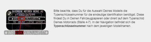 Original BMW HP Ausgleichsbehälterabdeckung 719 R1250 GS//R//RT//RS 77222462947