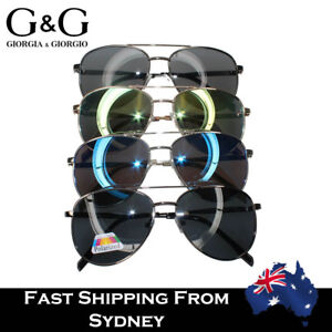 2a1cc70b998 G G Men Fashion Aviator Sunglasses Flat Top Oval Metal Frame ...