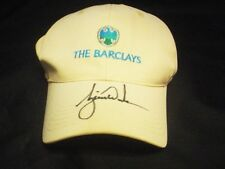 Tiger Woods Autograph Signed The Barclays Imperial Golf Hat JSA Certified