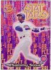 2000 Topps Sammy Sosa #OTG8 Baseball Card