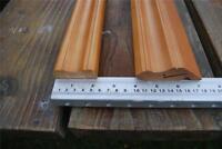 Solid Pine Three X Cornice Three X Pelmet 14.4 Metre Total