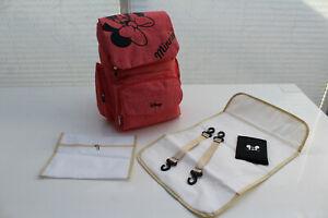 Disney Mickey Mouse Wickeltasche Rucksack Baby Windeln Kinderwagen Mommy Bag NEU
