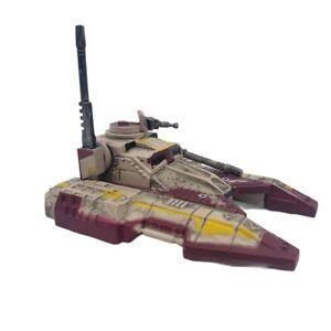 Hasbro Star Wars GTI LFL 2008 The Clone Wars Republic Fighter Tank Figure Toy
