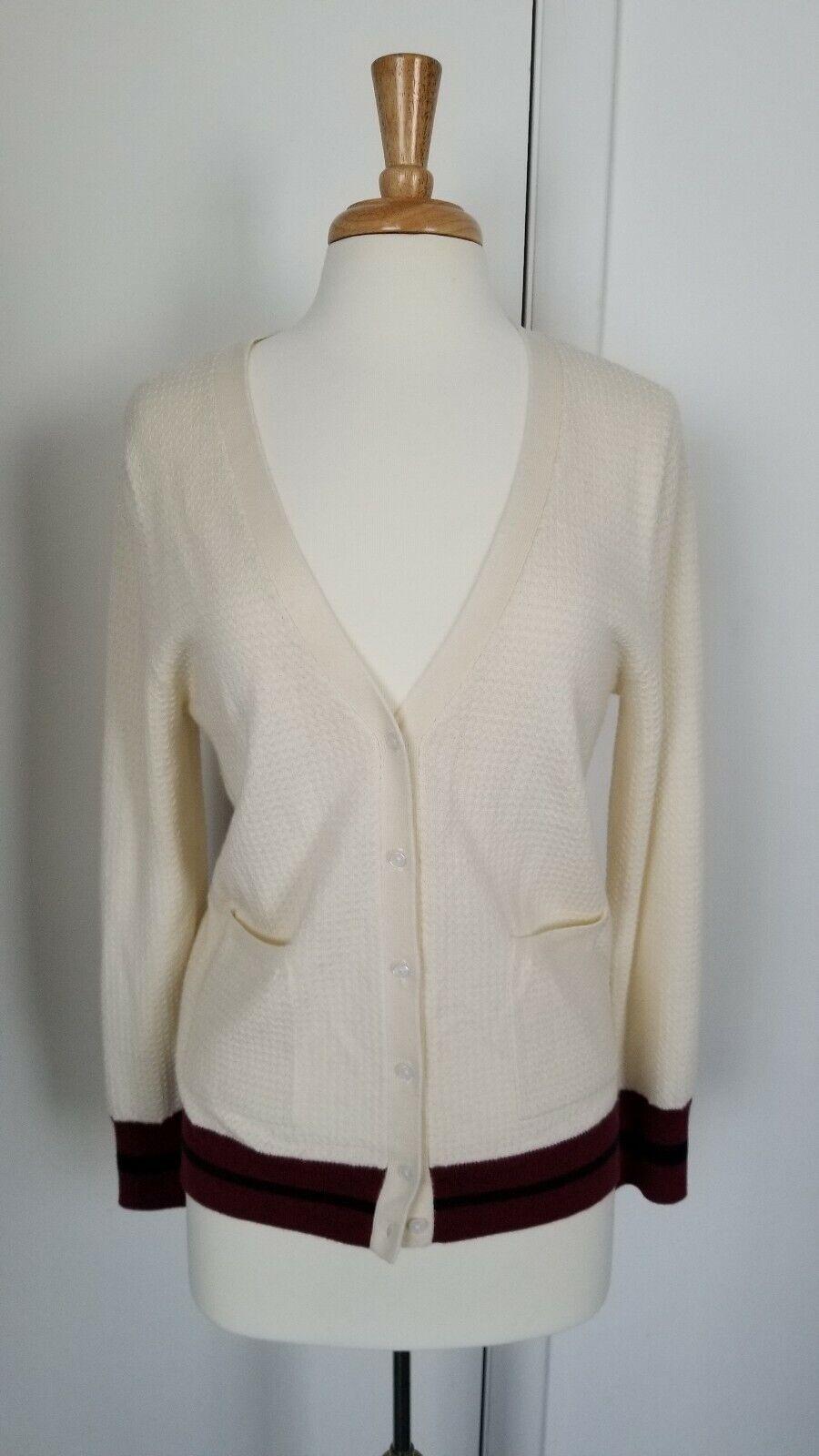 Joie Siddie Wool   Silk Blend Cardigan. Size M original price