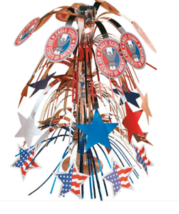 Boy-Scout-Official-Eagle-Scout-Court-of-Honor-Centerpiece-Red-White-Blue-New