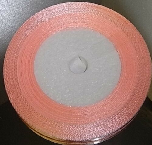 0,32€//M 7Meter//25mm breit Satinband  Band Borte Hochzeit  Einseitig Schleifen