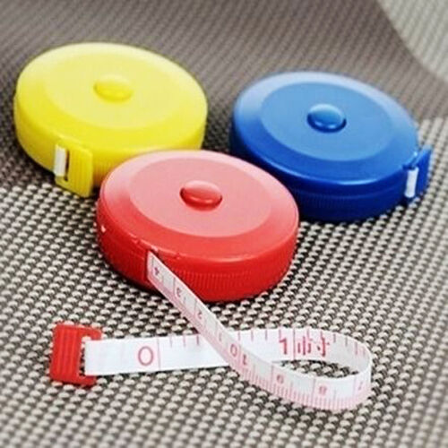 1.5M 60 INCHES FABRIC TAPE MEASURE CASING CLOTH TAILER BODY MEASURING TAPE AC11