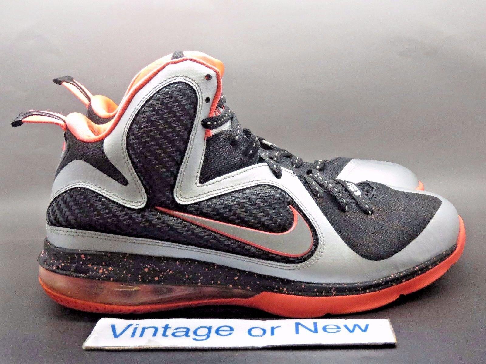 best value b052e a5e2d Nike LeBron IX 9 mango reducción de de de precios con gran descuento 148dd9