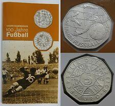 5 Euro 2004 - Österreich - 100 Jahre Fußball - Hgh
