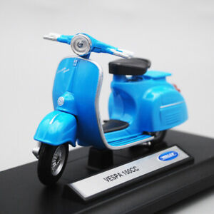 Welly-1-18-Vespa-1970-150CC-MOTORCYCLE-BIKE-DIECAST-MODEL-TOY-NEW-IN-BOX