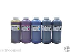 5X16OZ/5Pint refill ink for HP 920 920XL OfficeJet 6000 6500 7000 CISS 1P