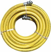 Jgb Eagle Yellow Jackhammer Rubber Air Hose, 3/4 Universal (chicago) Couplings, on sale