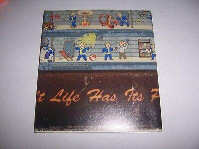 Fallout 4 Vault Life Boy Perks Poster   eBay