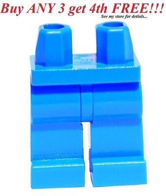 ☀️NEW Lego Legs Pants MINIFIGURE MINIFIG BOY GIRL BLACK Pocket