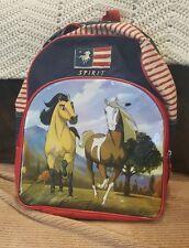Spirit Stallion Of The Cimarron Backpack Damaged - lot k2k